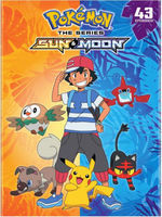 Pokemon. Sun & moon.