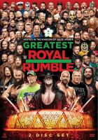 WWE. Greatest royal rumble 2018.