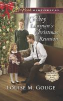 Cowboy lawman's Christmas reunion