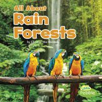 Gardeski, Christina Mia All about rain forests