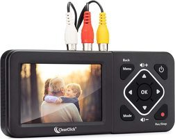 Video2digital converter kit #1 : ClearClick Video2digital converter