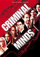 Criminal minds. Season 4