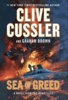 Sea of greed : a novel from the Numa files (LARGE PRINT)