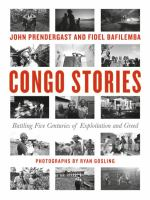 Congo stories : battling five centuries of exploitation and greed