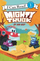 Mighty truck. Zip and beep