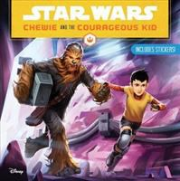 Chewie and the courageous kid
