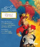 Rabbit Ears treasury of tall tales. Volume 2 (AUDIOBOOK)