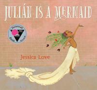 Love, Jessica Julián is a mermaid