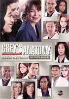 Grey's anatomy. The complete tenth season : Live for the moments