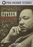 Citizen King : 1963-1968