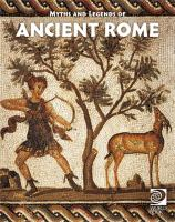 Myths and legends of ancient Rome.