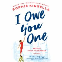 I owe you one : a novel (AUDIOBOOK)