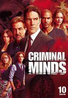 Criminal minds. Season 10