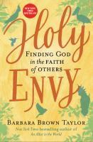 Holy envy : finding God in the faith of others