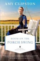 Room on the porch swing (LARGE PRINT)