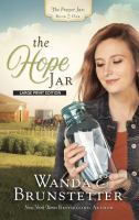 The Hope jar (LARGE PRINT)