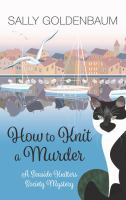 How to knit a murder (LARGE PRINT)