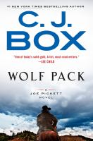 Wolf pack : a Joe Pickett novel (LARGE PRINT)