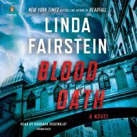 Blood oath (AUDIOBOOK)