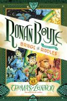 Ronan Boyle and the bridge of riddles (AUDIOBOOK)
