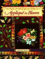 Applique in bloom