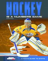 Hockey is a numbers game