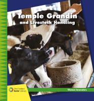 Temple Grandin and livestock handling