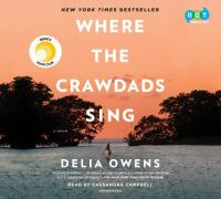 Where the crawdads sing (AUDIOBOOK)