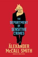 The Department of Sensitive Crimes (AUDIOBOOK)