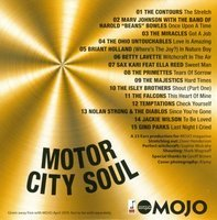 Mojo presents. Motor city soul : 15 nuggets that made Detroit move.