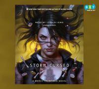 Storm cursed (AUDIOBOOK)