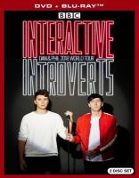 Interactive introverts : Dan & Phil 2018 world tour