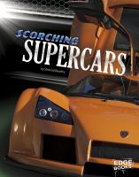 Scorching supercars