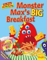Monster Max's big breakfast