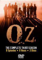 Oz. The complete third season