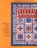 Pieced borders : the complete resource