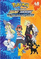 Pokemon. Sun & moon ultra adventures.
