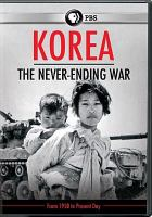 Korea : the never ending war