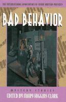 The International Association of Crime Writers presents Bad behavior