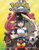 Pokémon Sun & Moon. 4