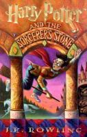 Harry Potter and the sorcerer's stone (LARGE PRINT)