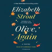 Olive, again : a novel (AUDIOBOOK)