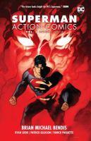 Superman action comics.  Vol. 1,  Invisible mafia