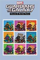 Guardians of the Galaxy. Volume 9, We are family
