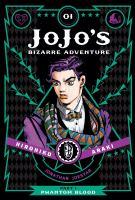 Jojo's bizarre adventure. Part 1, Phantom blood  Volume 1