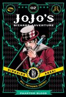 Jojo's bizarre adventure. Part I, Phantom blood, Volume 2