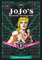 Jojo's bizarre adventure. Part I, Phantom blood, Volume 3