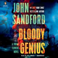 Bloody genius (AUDIOBOOK)
