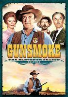 Gunsmoke. The eleventh season, volume 1.