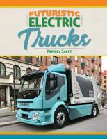 Sapet, Kerrily Futuristic electric trucks